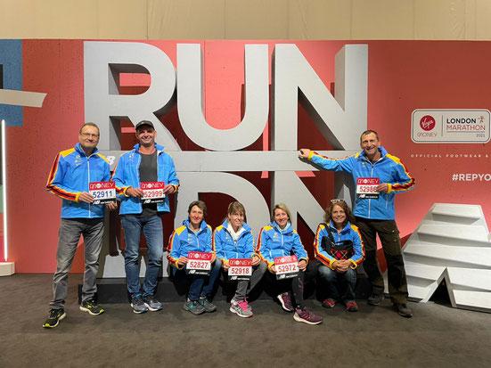 Laufszene Sachsen Teilnehmer