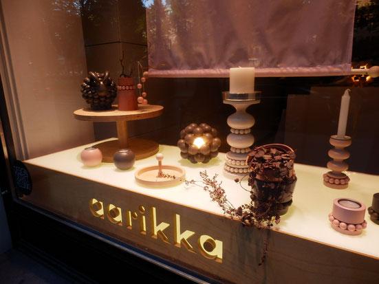 フィンランドデザイン やっと日本に上陸したaarikka