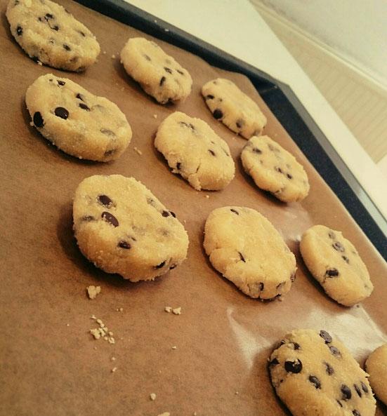 schokocookies, cookies, lowcarb, cleaneating, rezepte