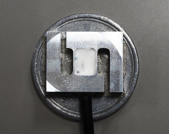 1円玉よりも小さいユニパルスのロードセル USM