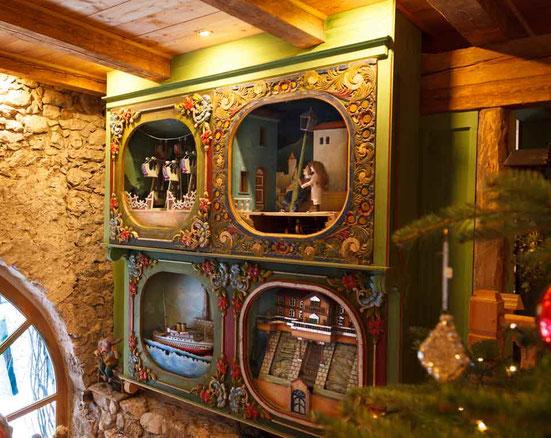 Automaten Museum Hallstatt
