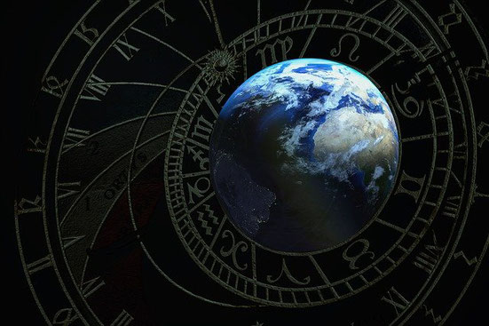 Wereldklok - hoe laat is het?