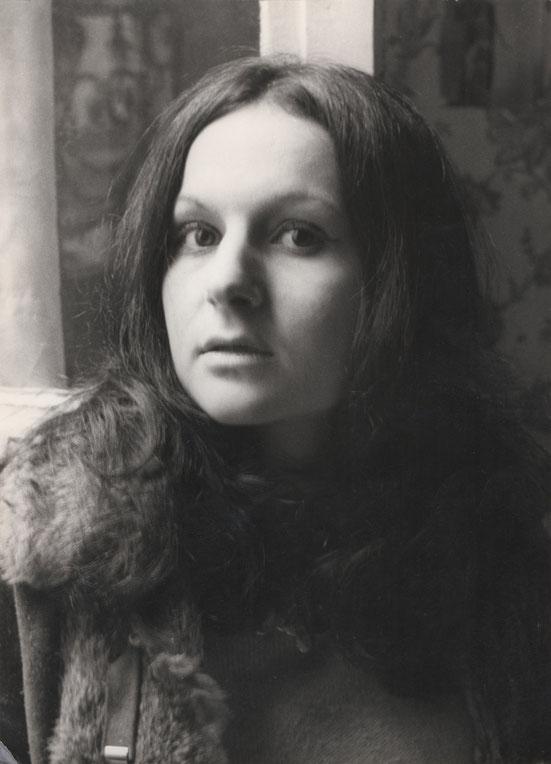 """Toute première photo promo pour """"La femme buissonnière"""" - 1970"""