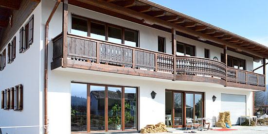 Fenster, Türen und Innenausbau Peter Moser