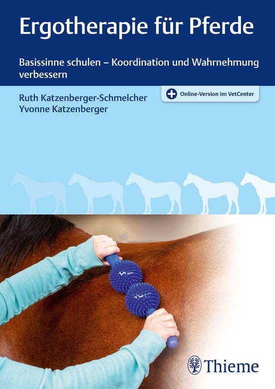 PFERGO 1. Akademie für Pferdeergotherpaie: Ergotherapie für Pferde. Basissinne schulen - Koordination und Wahrnehmung verbessern.