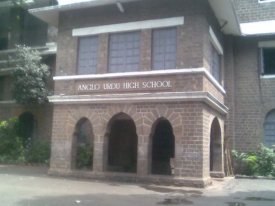 The school's facade has been refurbished since the eary 1900s.