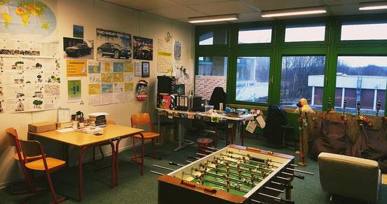 Raum der Schulsozialarbeit (R210)