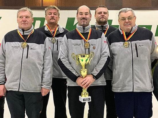 Regionalliga Meister Winter 2018/19