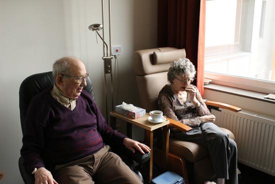 Urineverlies incontinentie ouderen