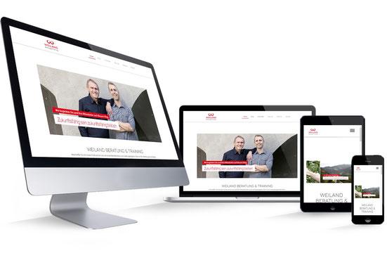 weiland beratung & training website4everyone