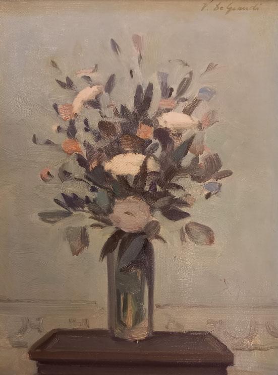 Exposition de tableaux, galerie de tableaux, tableaux vaudois, François Gos, Gallé, Majorelle, Buchet, Bocion, huile sur toile, Birbaum, Clément, Bosshard