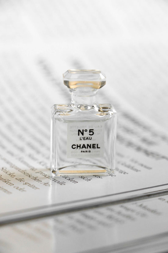 Chanel Carmen Schubert by Carmen Modeblog Chanel N°5