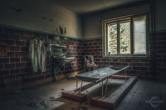 Abandoned Hotel in the Harz Mountains in Germany | Verlassenes Hotel im Harz