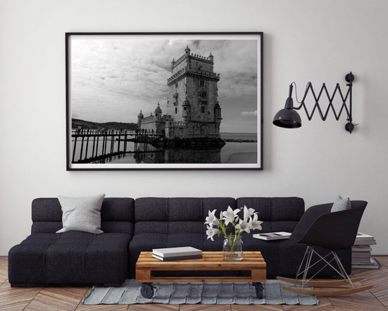 Fotografie Portugal, Turm von Belem