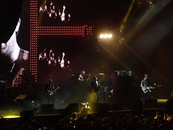 Die Kings of Leon traten dieses Jahr gleich zwei mal in Toronto auf.