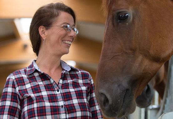 Cellagon-Geschäftsführerin Frauke Berner. Foto: Pepe Lange