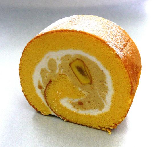 お米のロール 米粉のロール 米粉ケーキ お米のケーキ きな粉クリーム きなこクリーム 福井産コシヒカリ こしひかり