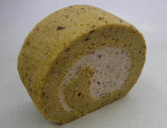 あずきのロール あずき ゆであずき あずきのケーキ 敬老の日 年配向けケーキ あずき あんこ つぶあん