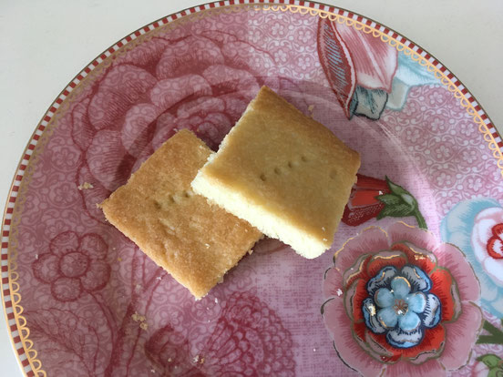 Shortbread is very easy to make