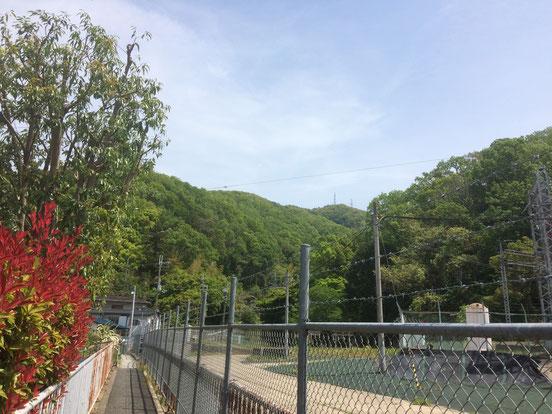旧生駒トンネル(筆者撮影)