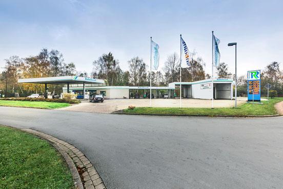 Stadthagen: Portal- und SB-Waschanlage