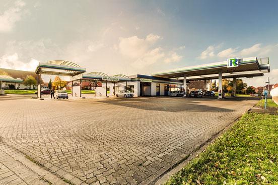 Hagenburg/Altenhagen: Portal- und SB-Waschanlage