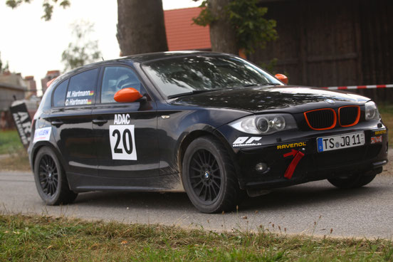 BMW 130i Rallye von Racers Performance
