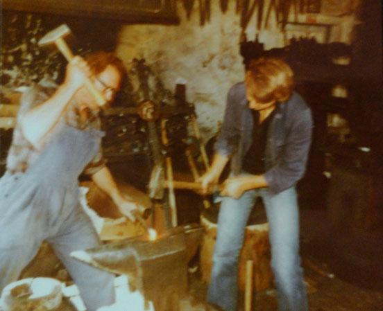Matthäus und Hubert Brunner, 1983
