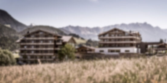 embachhof leogang puradies hottelerie & gewerbe - holzbau herbst  | unken | salzburg
