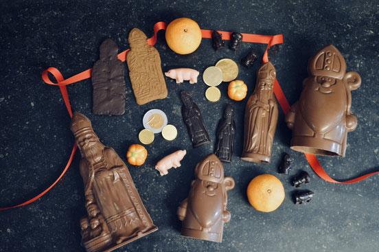 chocolat Saint-Nicolas Corné Bruxelles