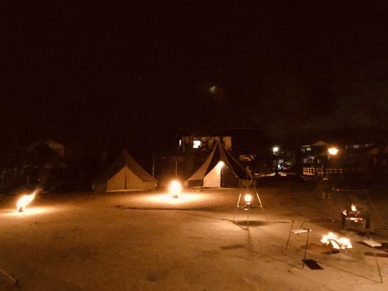 CAMP on PARADE 鳥取 グランドツアー グランピング