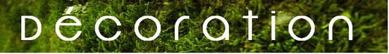 Décoration originale. Décoration inspiration japonaise. Japon. Zen. Art végétal. Nature. Bienfaits de la nature. Décoration bureau. Décoration salle d'attente.