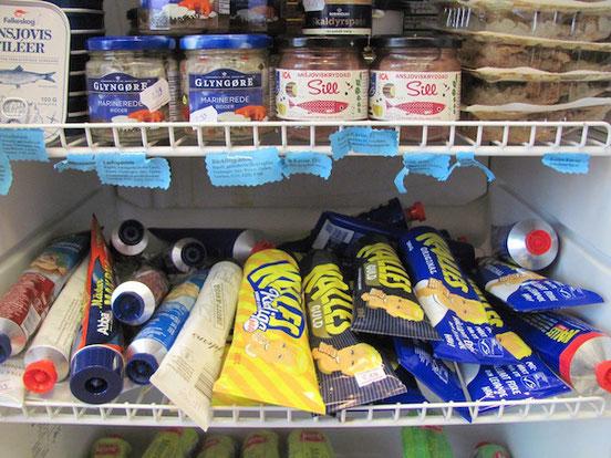 Von Kalles Kaviar bis Sill: Im Schweden-Markt in Berlin habe ich eine Menge Schweden gefunden!