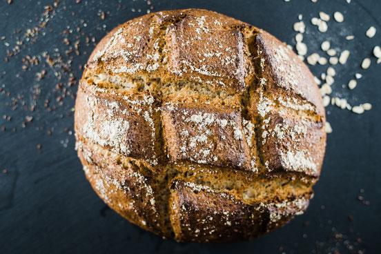 Superfood-Brot aus dem Dampfgarer.