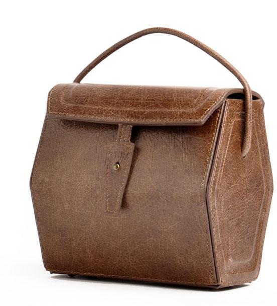 Dirndltasche Vintagetasche Ledertasche versandkostenfrei kaufen . OWA THERESA Schlamm
