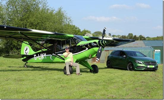 Aviat A-1C Husky - G-LIKY