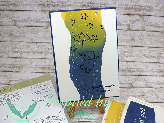 Stempelset Moon Baby Stampin' Up!