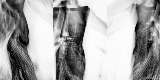 beschwingt (Foto-Triptychon)