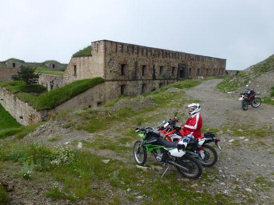 CRF250L KLX250S Fort Marguerie LGKS