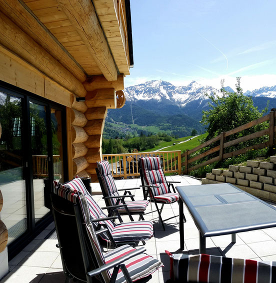 Enjoy panoramic mountain views around Serfaus - Fiss - Ladis