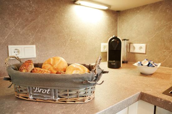Frisches Brot vom Bäcker aus Serfaus Fiss Ladis