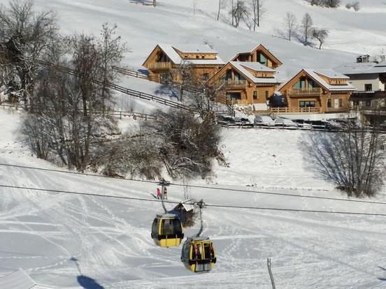 Tirol Chalets TyroLadis bei der Sonnenbahn Fiss Ladis