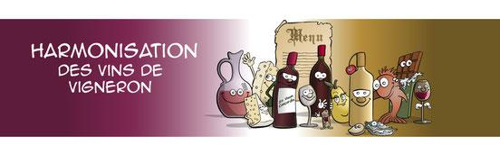 Saveurs des vins et saveurs culinaires