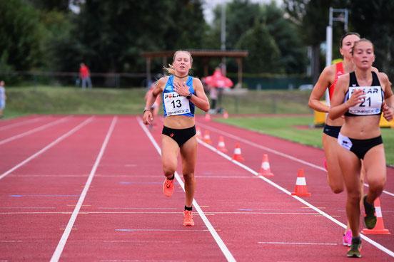 Julia Mayer Dsg wien sieg Staatsmeisterin 10000m ölv Austrian athletics wlv laufen Langstrecke 2020