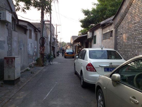 一歩横に入ると古き良き町並みが見れるお散歩スポットでもあります。