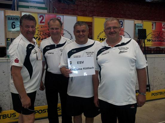 ÖM Senioren 2012 in Villach - Platz 4