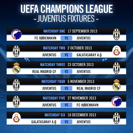 Juventus Calendario Champions.Juventus Calendario Champions Calendario 2020
