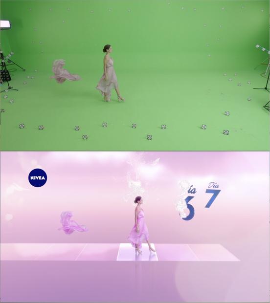 NIVEA Serum Breakdown VFX