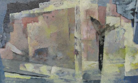 tableaux vaudois, huile sur toile, paysage vaudois, peintre vaudois, peintre, nu, lac Léman, barque, René Martin, marocaine, pastel, Bosshard
