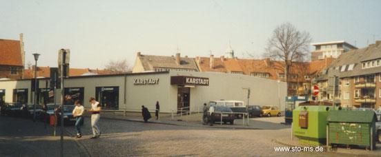 Alter Steinweg um 1975